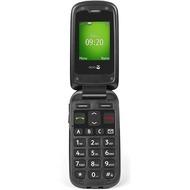 Doro PhoneEasy 605, schwarz-schwarz