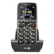 Doro Primo 215, beige mit Vodafone Vertragsverlängerung Smart L Basic Vertrag