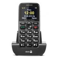 Doro Primo 215, grau mit Telekom Vertragsverlängerung MagentaMobil M mit Smartphone Vertrag