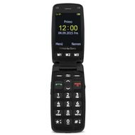 Doro Primo 406 by Doro, black-black mit Vodafone Red S Sim Only Vertrag