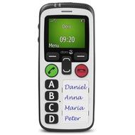 Doro Secure 580, schwarz-weiss mit Vodafone Vertragsverlängerung Smart L Basic Vertrag
