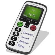 Doro Secure 580IUP, schwarz-weiss