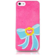 DS.Styles Bow for iPhone 5/ 5s pink