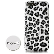 DS.Styles Leopardo for iPhone 5/ 5s weiß