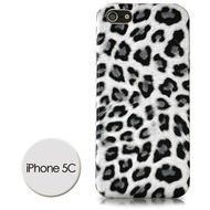 DS.Styles Leopardo for iPhone 5c weiß