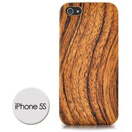 DS.Styles Wooden Series for iPhone 5/ 5s braun