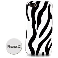 DS.Styles Zebra for iPhone 5/ 5s weiß