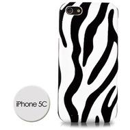 DS.Styles Zebra for iPhone 5c weiß