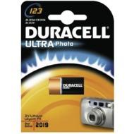 Duracell 123 Ultra,