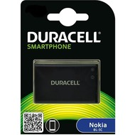 Duracell Akku Nokia BL-5C, 1000mAh