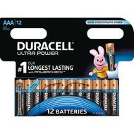 Duracell Batterie Alkaline - Micro - AAA - LR03 - 1.5V Ultra Power - Powercheck - (12-Pack)