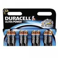 Duracell Battery Alkaline AA 8er Ultra Power