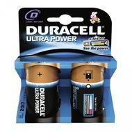 Duracell Battery Alkaline D 2er Ultra Power