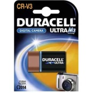 Duracell CR-V3 Ultra M3 Photo Lithium,