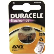 Duracell DL 2025 Electronics,