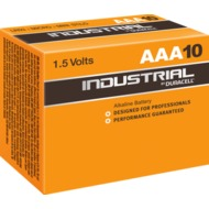Duracell MN2400 Industrial Standard 10-er Micro 10 St.