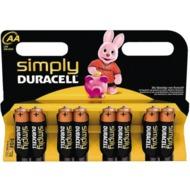 Duracell MN 1500 Simply Mignon 8er Blister