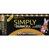 Duracell MN 2400 Simply Micro 10 St,