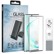 Eiger 3D SP Glass Samsung Galaxy Note10+ clear/ black