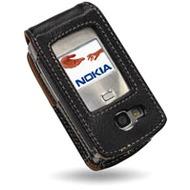 Eixo BiColor Ledertasche Business für Nokia N71
