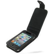 Eixo Ledertasche Flip f�r Apple iPhone 4