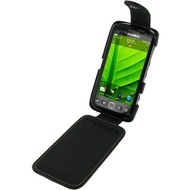 Eixo Ledertasche Flip f�r BlackBerry Torch 9860