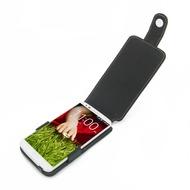 Eixo Ledertasche Flip für LG Optimus G2