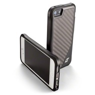 ELEMENTCASE ION 5 für iPhone 5, schwarz-carbon