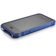 ELEMENTCASE Vapor Comp Flux für iPhone 4 /  4S, blau