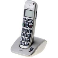 Emporia D40 DECT Gro�tastentelefon, silber-grau