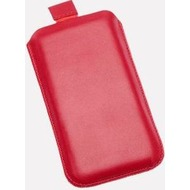 Emporia Emporia Softledertasche, rot