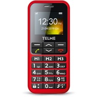 Emporia TELME C151, rot mit Telekom MagentaMobil S Vertrag