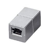 Equip RJ45 fem/ fem Verbinder geschirmt