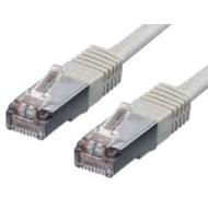Equip CU Patchkabel S/ FTP 2xRJ45 Cat.6 250MHz grau 5,0m