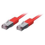 Equip Patchkabel 0,5m rot-2xRJ45 S/ STP-C6 250MHz