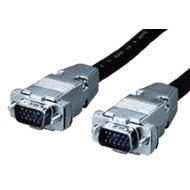 Equip Premium SVGA-Kabel 3+7 HDB15 Stecker / Stecker 10m