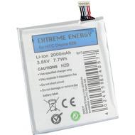Extreme Energy Li-Ion 2000mAh für HTC Desire 626