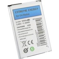 Extreme Energy Li-Ion 3000mAh für LG G4 Stylus