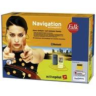 Falk activepilot 6 mit Bluetooth-GPS Empfänger