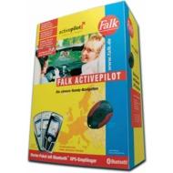 Falk activepilot Starter-Paket mit Bluetooth GPS Empfänger