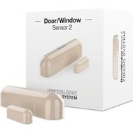 Fibaro Tür- und Fensterkontakt 2 Beige - Z-Wave Plus