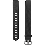 FitBit ALTA HR, Classic Accessory Band, Black, S