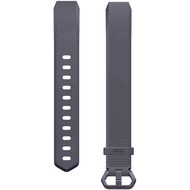 FitBit ALTA HR, Classic Accessory Band, Blue Gray, S