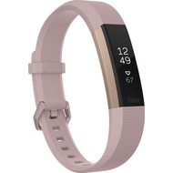 FitBit ALTA HR Fitnessarmband S rose gold