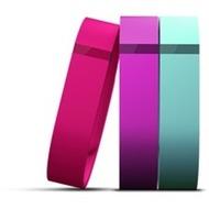 FitBit Armband-Paket L /  groß, violett, türkis, pink für Fitbit Flex