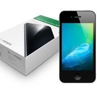 Fixxoo iPhone 4 - Display Komplettset - schwarz