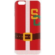 Flavr Cardcase Ugly Xmas Sweater College Santa for iPhone 6/ 6s colourful
