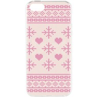 Flavr Cardcase Ugly Xmas Sweater for iPhone 5/ 5S/ SE pink