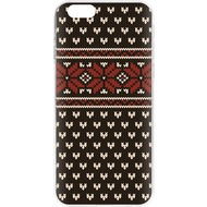 Flavr Cardcase Ugly Xmas Sweater for iPhone 6/ 6s schwarz