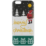 Flavr Cardcase Ugly Xmas Sweater Yellow Snow for iPhone 6/ 6s mehrfarbig